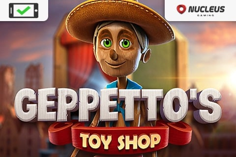 Geppetto's Toy Shop Slot Free Game