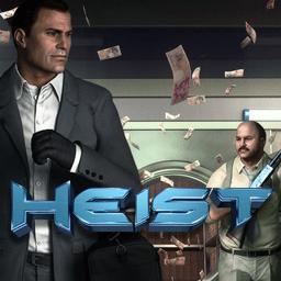 Heist Online Slot Machine