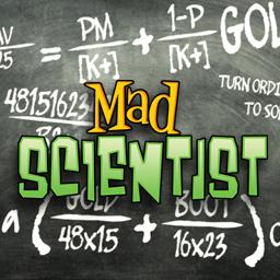 Mad Scientist Slot Machine