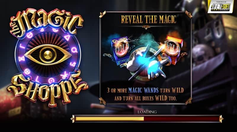 Magic Shoppe Slot Machine Wilds