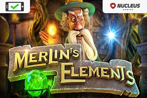 Merlin's Elements Slot Free Game
