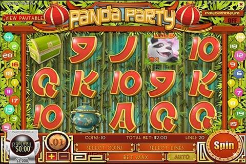 Panda Party Slot Rival
