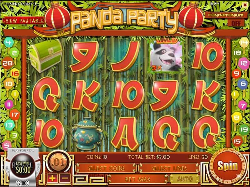 Panda Casino Online